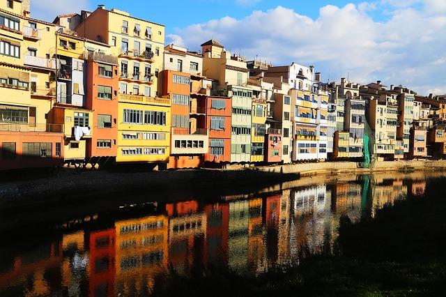 maisons espagnoles